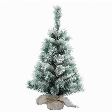 Bureau kleine kerstboom 45 cm