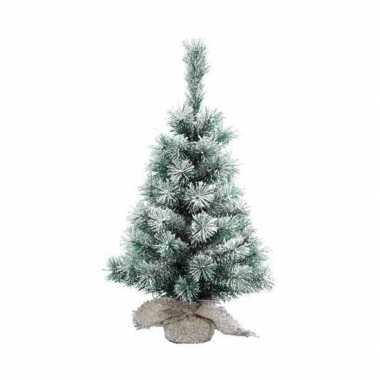 Bureau kleine kerstboom 60 cm