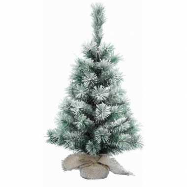 Bureau kleine kerstboom 75 cm
