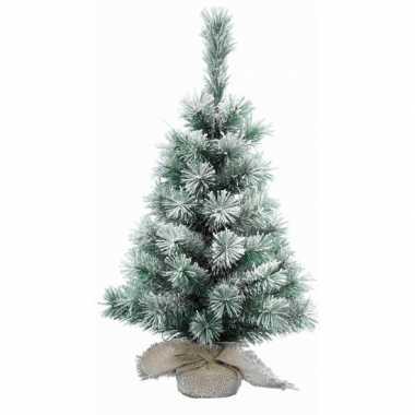 Bureau kleine kerstboom 90 cm