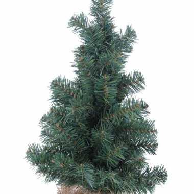 Decoratie kleine kerstboom klein 45 cm