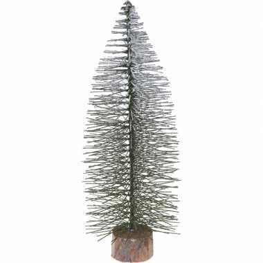 Kleine kleine kunst kerstboom 55 cm