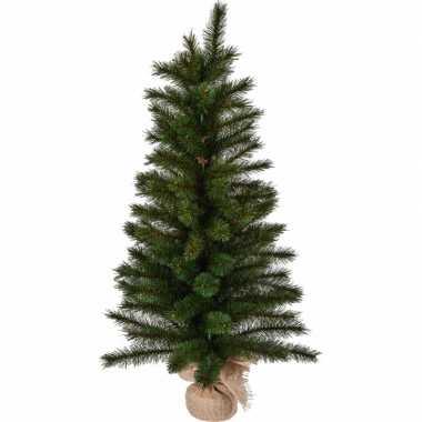 Kleine kunst kerstboom 90 cm