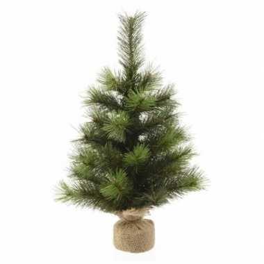 Namaak kleine kerstboom 45 cm